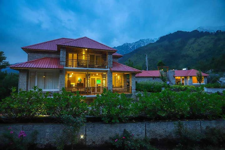 Amrit Manali 1BR - DISINFECTED BEFORE EVERY STAY