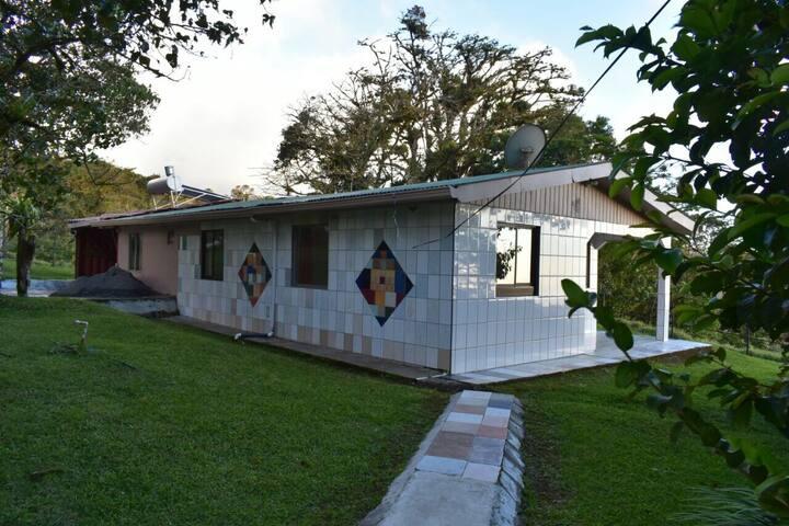 Vilas Vella House in Monteverde