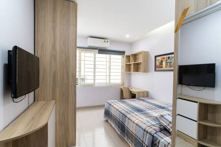 Very Nice STUDIO in Hoang Cau apartment