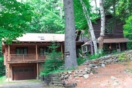 Large and lovely mountain cabin near North Conway - Intervale