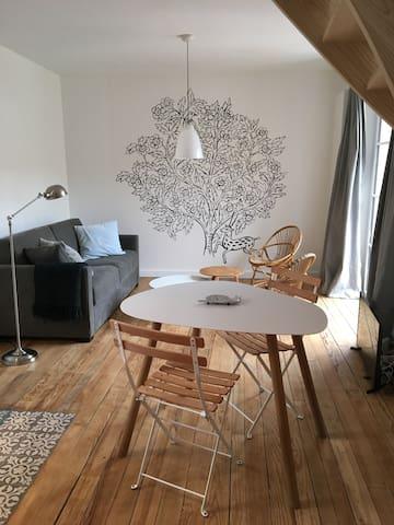 Gîte de la mannée - Bondues - Apartment