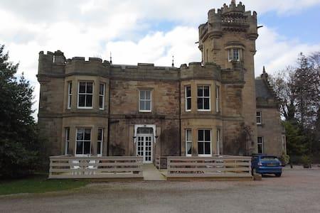 Mansfield Castle Tain