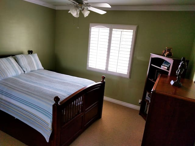 Friendly Private Room - Downey - Casa