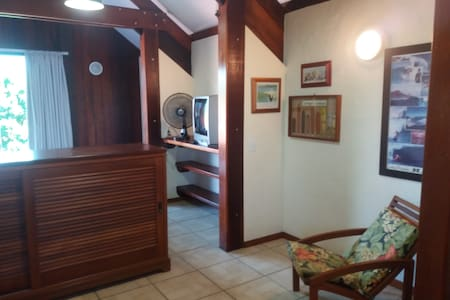 Charmoso loft perto do mar... - Ubatuba