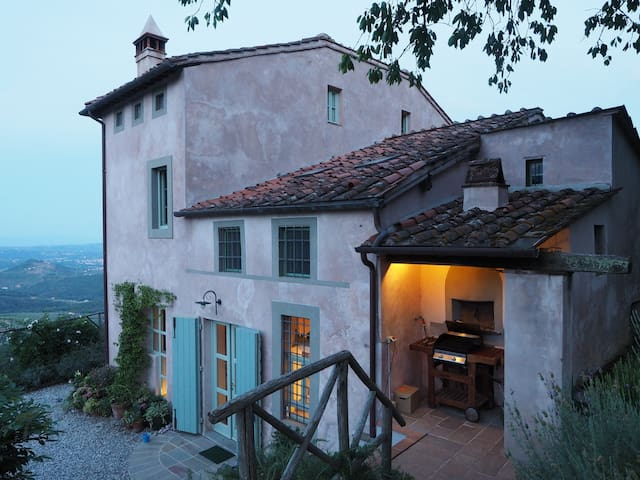 Vigna Vecchia Lucca, Tuscany