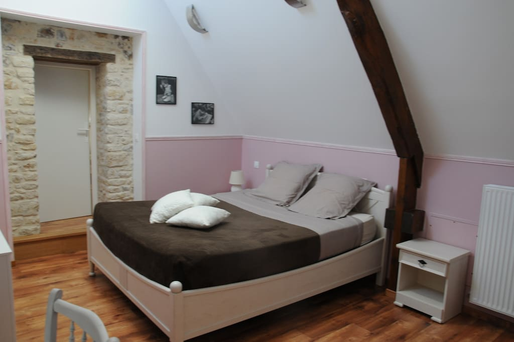 Chambre parentale / Main room