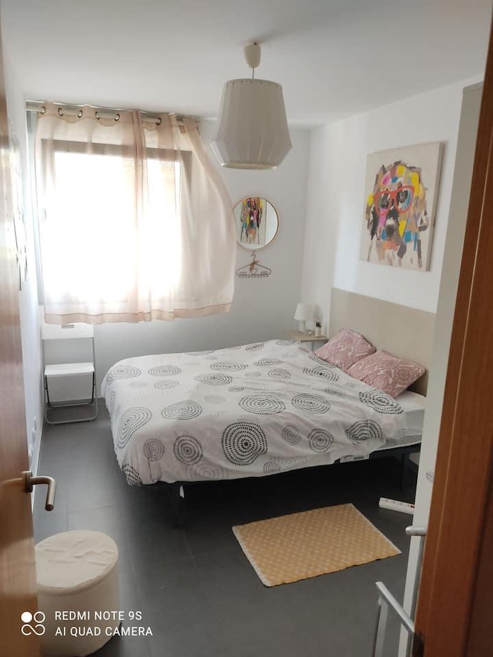 Moderna Habitación privada - Modern Double Bedroom