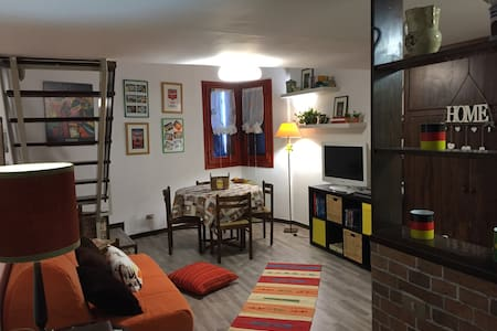 Lovely furnished mini-flat - Pietracamela