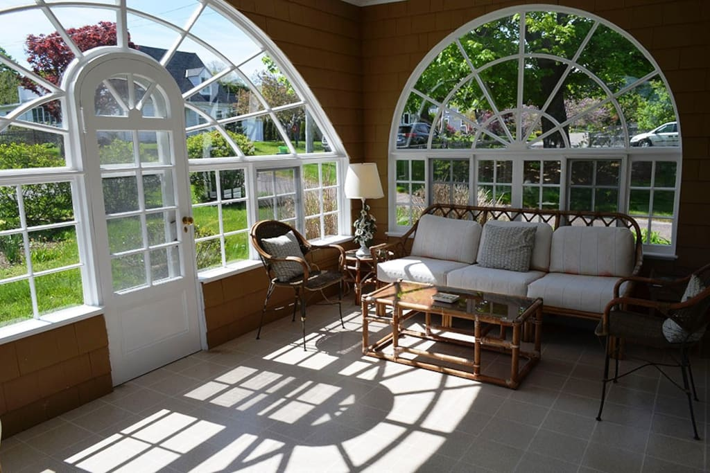 Rockport Beach Escape-Gorgeous Sunroom