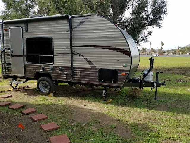 Horse Property in Winchester CA - Winchester - Wóz Kempingowy/RV
