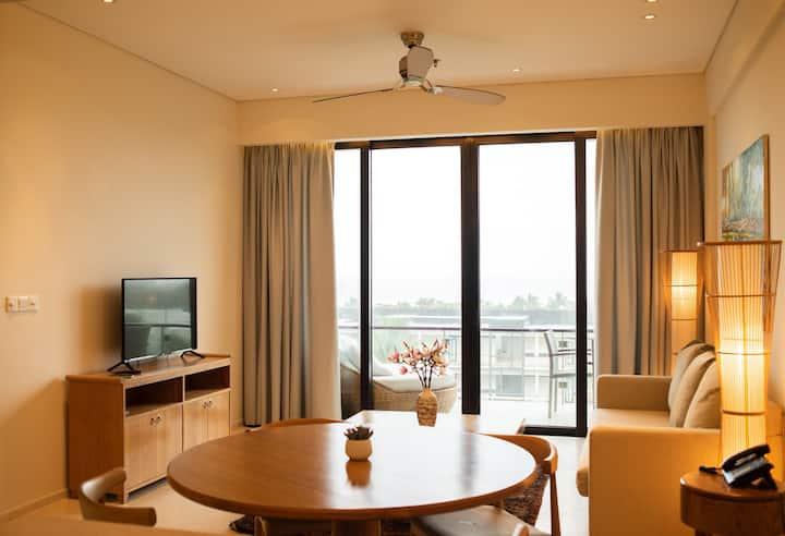 ♥️ Top Hyatt Regency 1BR Apartment ♥️ Ocean View