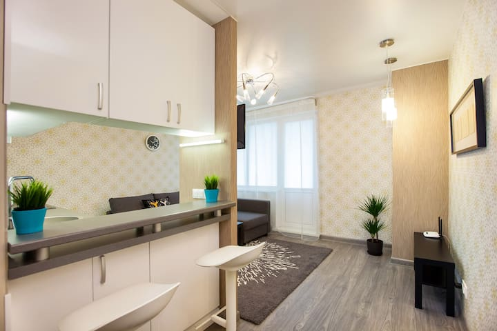 Apartment on 40 Let Pobedy 51v | Sutki Life