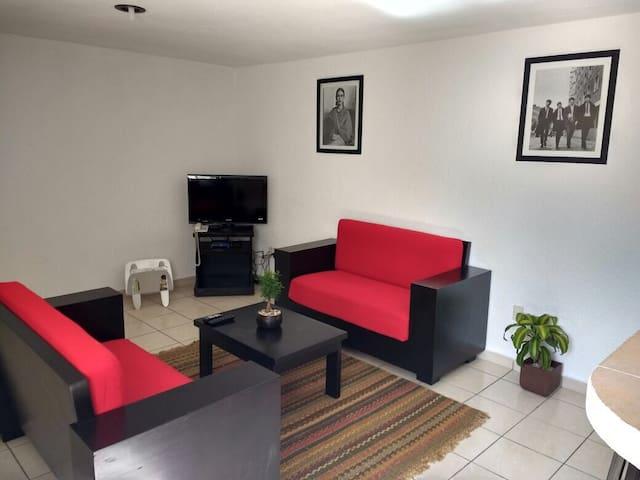Departamento Cholula, Puebla - San Andrés Cholula - Apartment