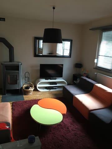 Maison idéale au cœur - Kembs - Hus