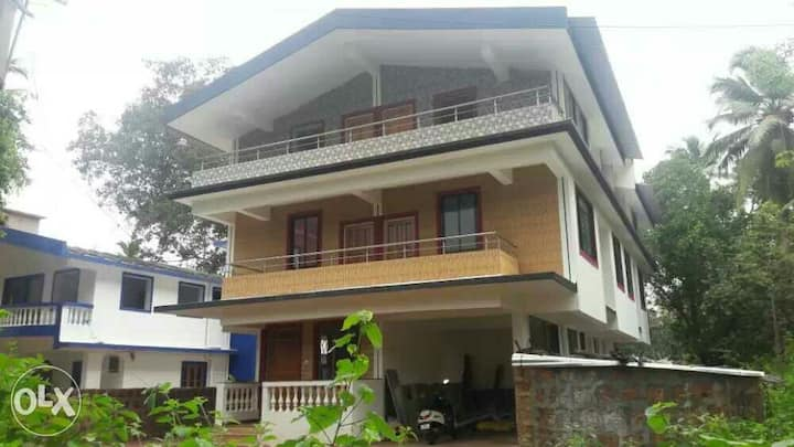 2BHK Fully furnished Modern Apt at Benaulim Goa