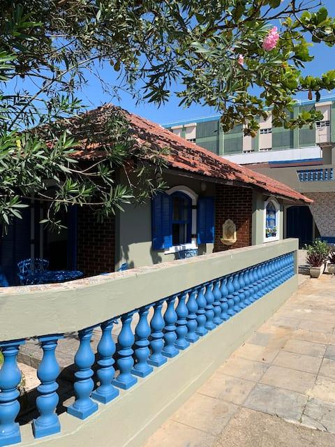 Condomínio no centro mongagua casa Vila das flores