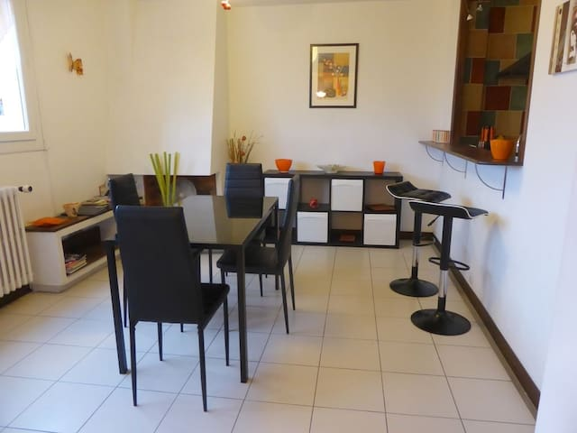Appartement 2 chambres Gentilly