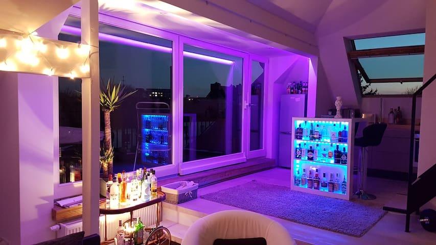 Exclusive Maisonenette, Rooftop, Spectacular View