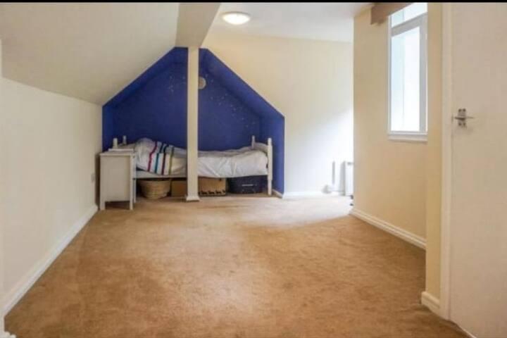 Large single room in Bath