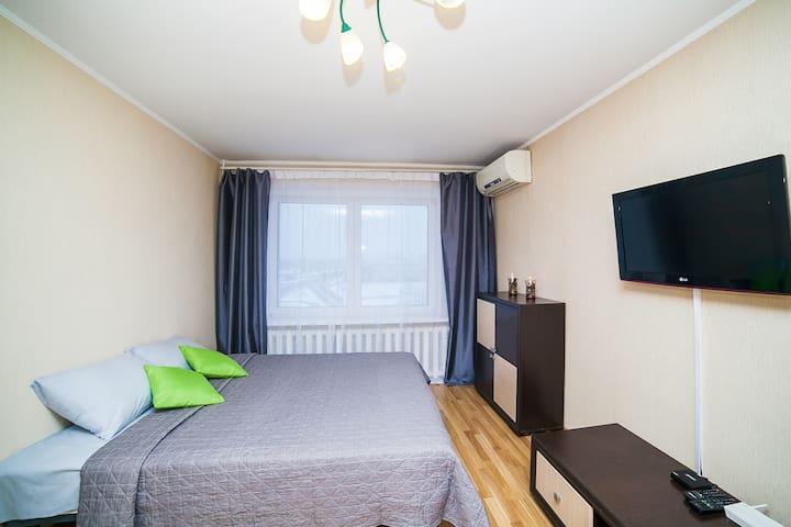 Чистая и уютная квартира на Победителей 73