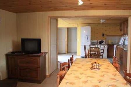 Gite  chez Coste Gilles (au-calme-en-auvergne)- 1 - Saint-Privat-du-Dragon - Dom