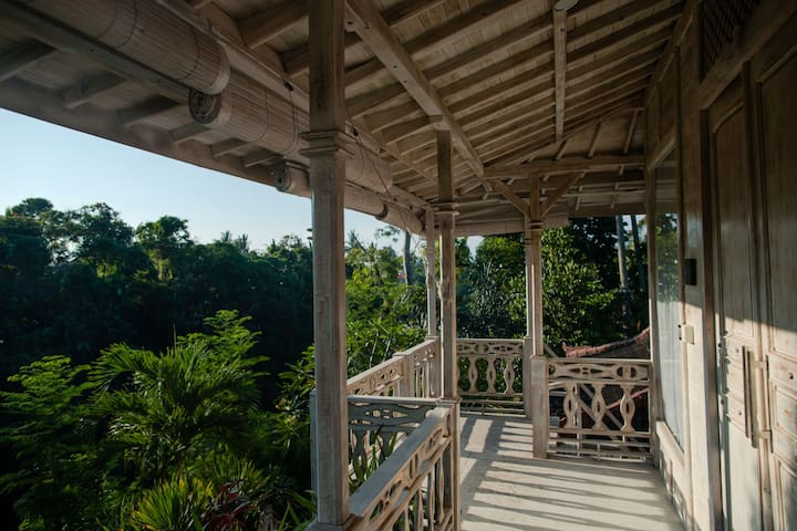 B.Saya Villa at Jure Jungle View #Ubud