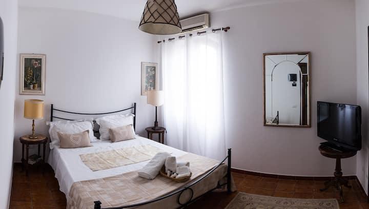 Room with balcony in Villa Vittoria