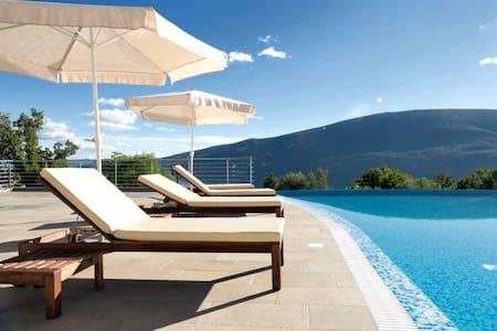 Modern and Luxury Apartment/Acacia Hill/Kotor Bay - Đenovići - 公寓