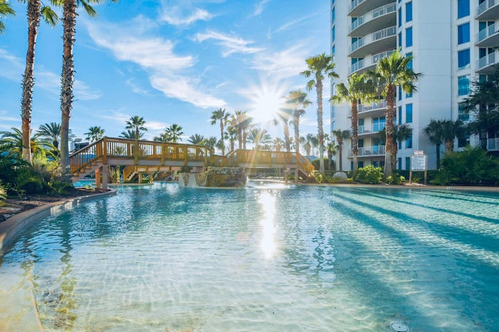 Sea Breeze-Ocean & Pool View New Listing The Palms