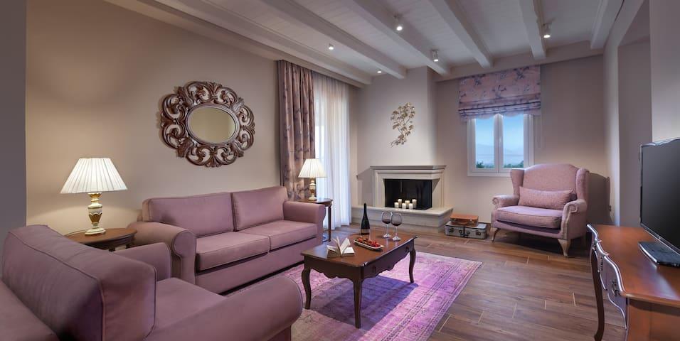 Prestige Suite - Kyniska Palace
