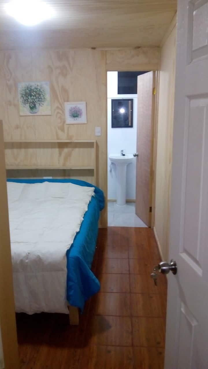 Alojamiento en chillan, Habitaciones Individuales.
