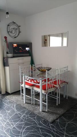 Joli petit appartement sur cabourg