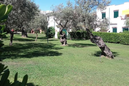 Cozy apartment  10 min from a beautiful beach - Sant'Andrea Apostolo Dello Ionio Marina - Huoneisto