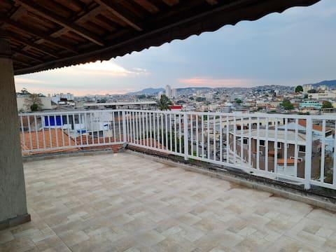 Casa confortável na Zona Norte de São Paulo