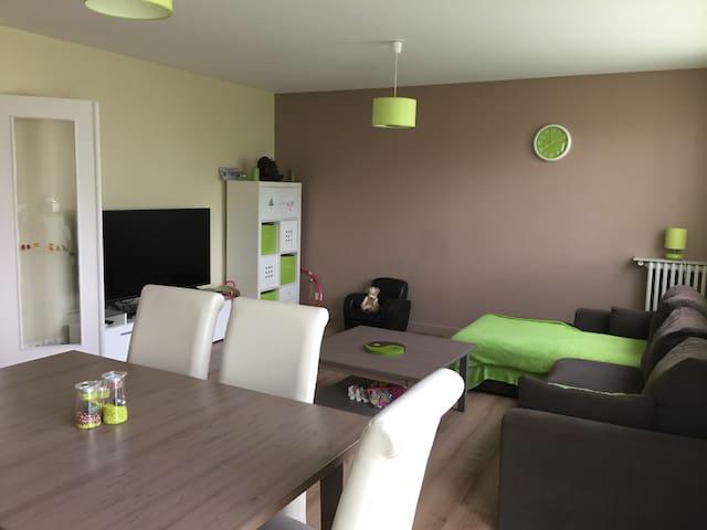 Appartement douillet près de Disney et de Paris - Le Perreux-sur-Marne - Daire