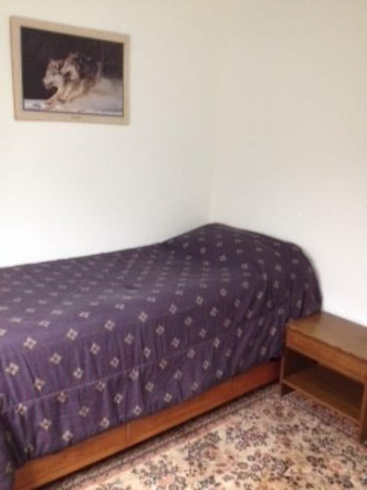 Habitación individual en Las Condes