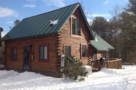 Cowshed Cabin farm - West Windsor - Chalet