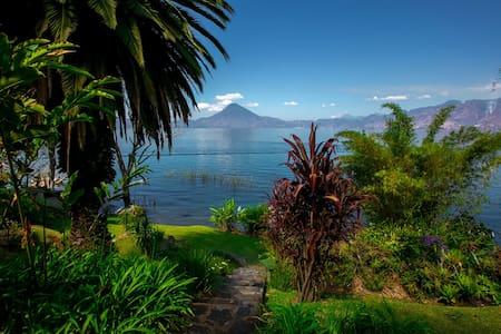 2-Bd lakefront in Santa Catarina P. - Hus
