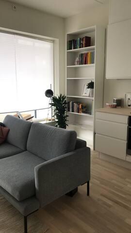 Helt ny og fresh leilighet sentralt i Oslo