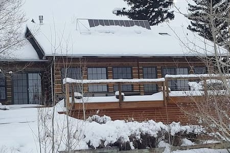 Flat Tops Hunting Skiing Snowmobiling Comfy Cabin