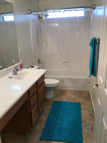 Private Bath not shared