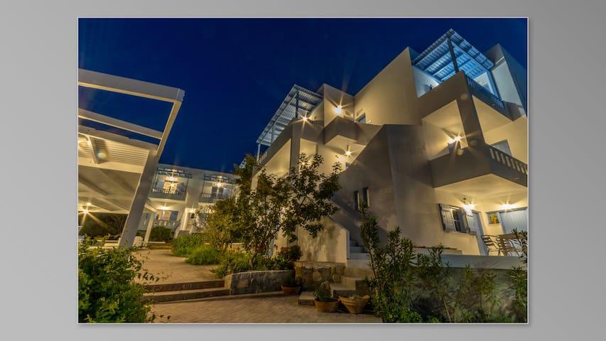 Milatos Village agrotourism hotel-Eleni's flat