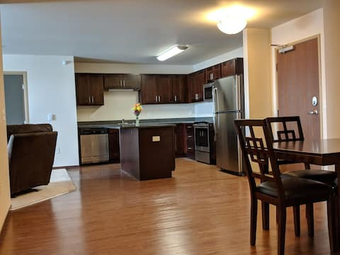 Large 3 bd/2ba serviced apartment in Watford City