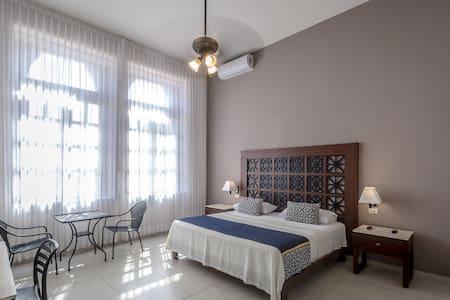 TecnoHotel Casa Villamar habitación Suite
