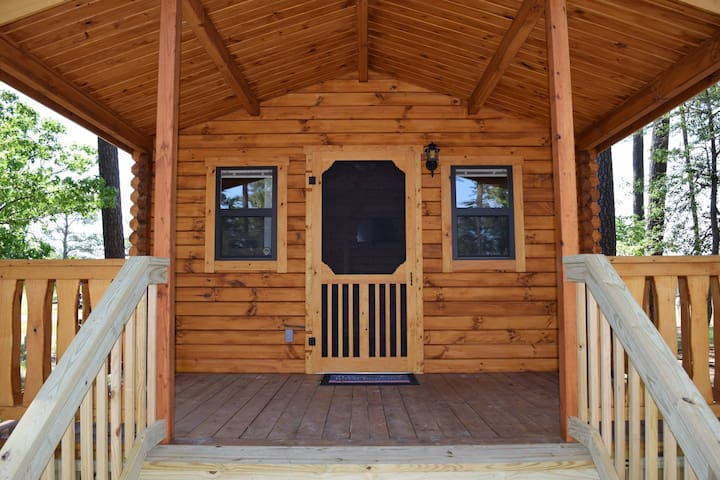Seneca Lake Creekside Cabin 1