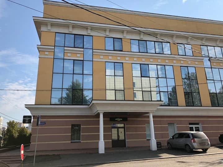 Лучший хостел Саранска