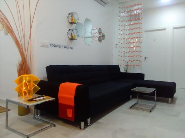 Room en MURCIA centro, AIRE ACONDICIONADO y WIFI