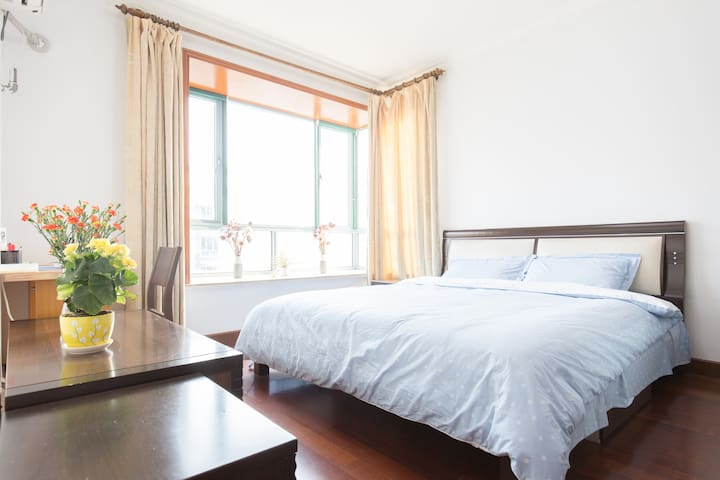 Your Stay in Longyang Rd. Station / Disney nearby - Shanghai - Appartement