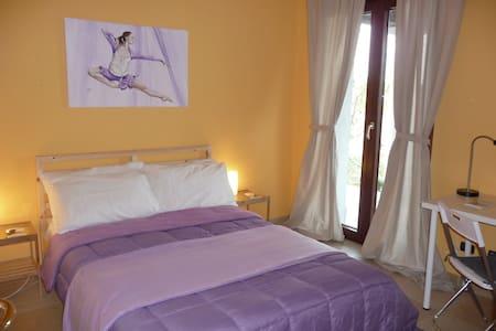 Camera matrimoniale vicino a Vicolungo e Biandrate - Casaleggio Novara