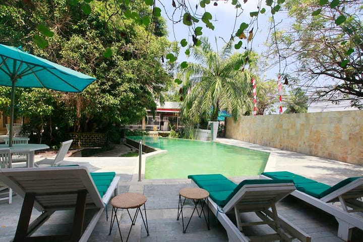Nico Apartment, located in heart of Seminyak